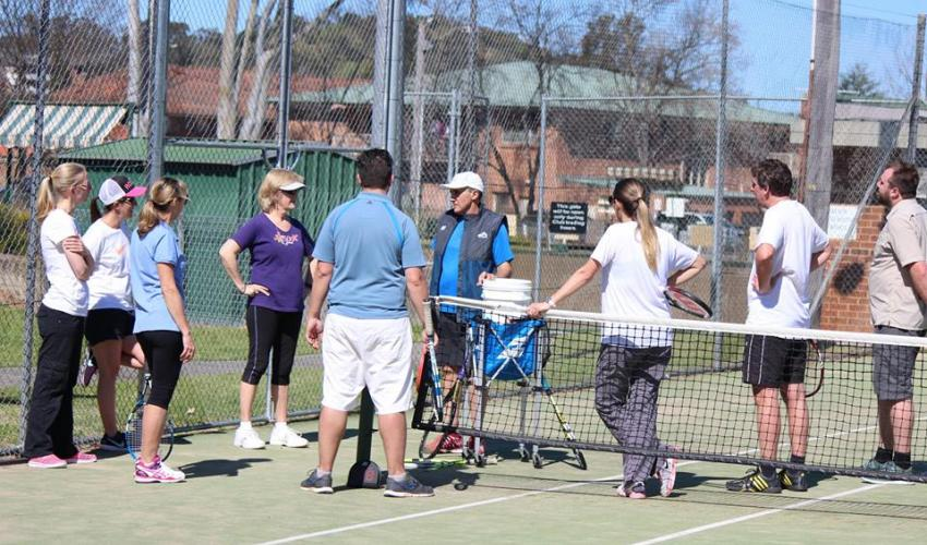 Coaching, Cardio Tennis, Skills & Drills