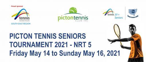 Picton Tennis Seniors Tennis Tournament
